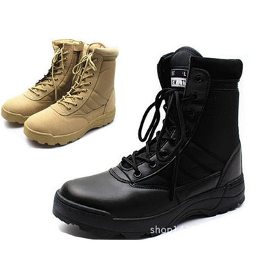Us Military Leather Combat Boots