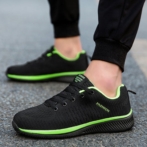 Brand Running Shoes Breathable   High Quality Men Footwear Trainer Sneakers