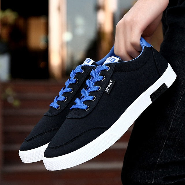 Men Casual Shoes Breathable Lace-Up Walking Shoes  Lightweight Comfortable Mesh Men Sneakers