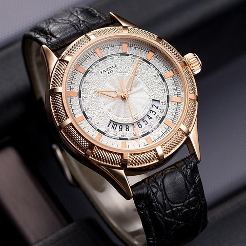 Business Watch Men Watches Top Brand Luxury New Quartz Wrist Watches