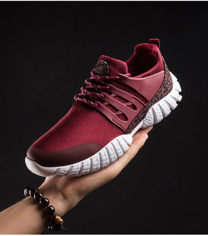 Hot Sale Summer Breathable Soft Light Male Mesh Shoes  Walking Casual Comfortable Footwear