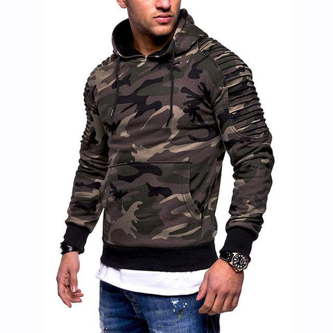 Camouflage Military Hoodies