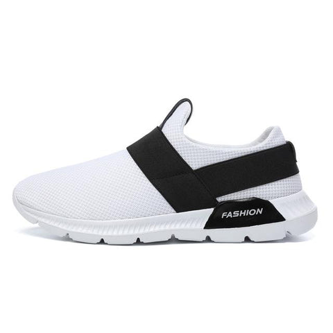 Casual Summer Male Breathable Trainers Light Slip fashion shoes