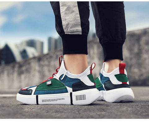 Leisure Casual fashion shoes Men hot sneakers