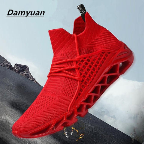 Damyuan Men Casual Running Sport Shoes