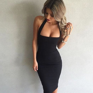 Sexy Bodycon Celebrity Evening Party Dress