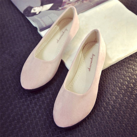 Casual Ballerina Shoes Office Work  Flat shoes