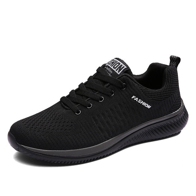 Breathable Running Shoes Men Sneakers Comfortable Sport Shoes