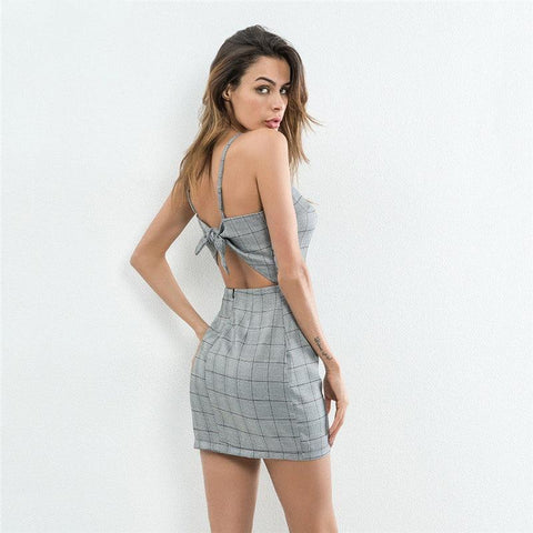 New Fashion Sexy Sleeveless Pencil Dress