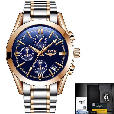 Luxury Fashion Quartz Sport Watches