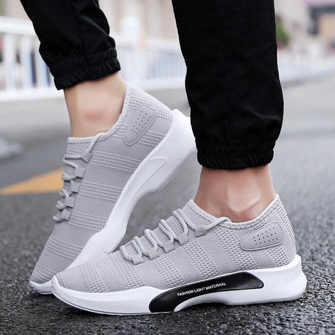 Fashion hot sneakers Men fashion shoes Breathable Slip-On Casual fashion shoes
