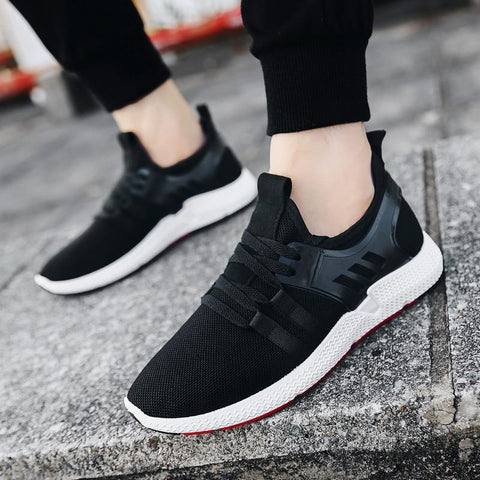 Casual Sneaker Fashion Shoes Men Casual Breathable Simple Shoes