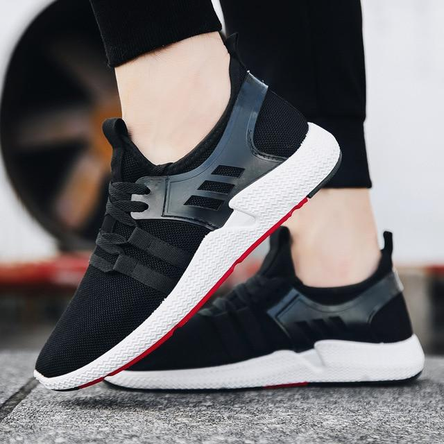 Casual Sneaker Fashion fashion shoes Men Casual Breathable Simple fashion shoes