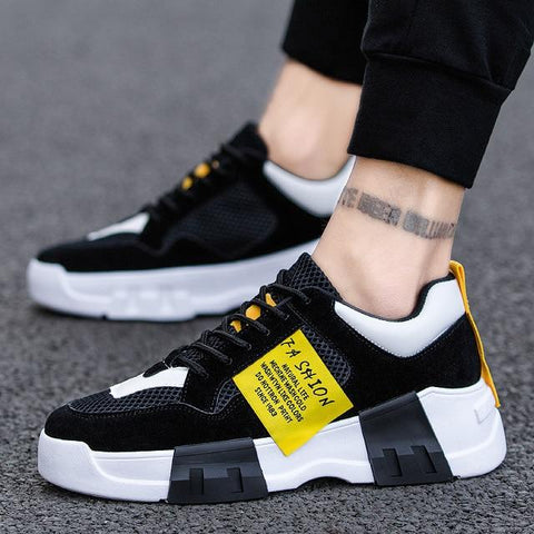 Fashion Height Increasing hot sneakers Tennis Trainer Breathable Mens fashion shoes