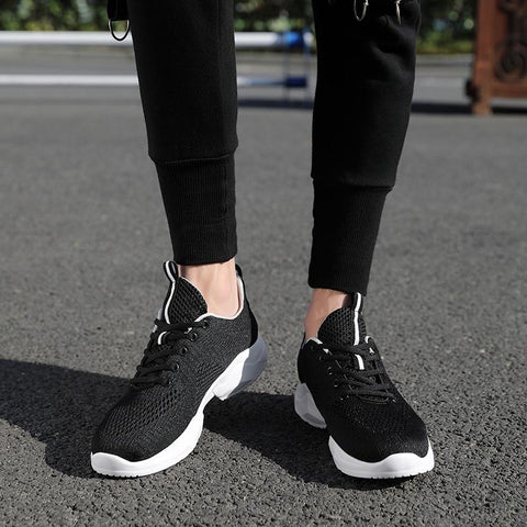 Loafers Breathable hot sneakers