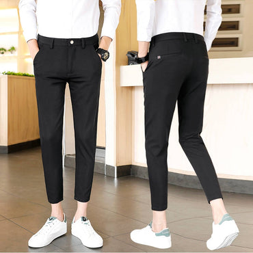 Cheap Wholesale Leisure Fashion Nine-minute Pants