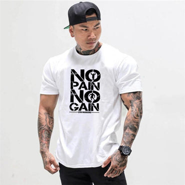 Gyms Clothing Bodybuilding Fitness T Shirt