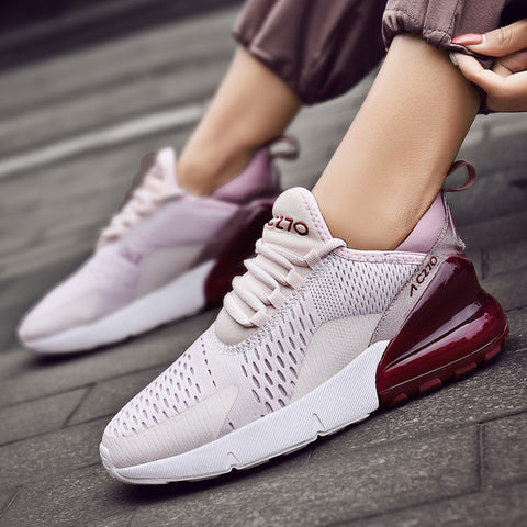 Running Shoes Breathable Women Sneakers  Air Cushion Sport Shoes