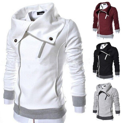 Casual Hoodies Boys Cotton Solid Color  Slim Hoodies