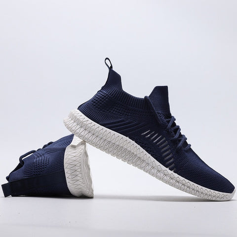 Fashion Men's Shoes High Quality Summer Breathable High Top Sneakers
