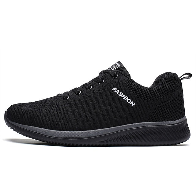 Sneakers Running Shoes Lightweight Sneakers Mesh Breathable Sport Shoes Jogging Walking Shoes