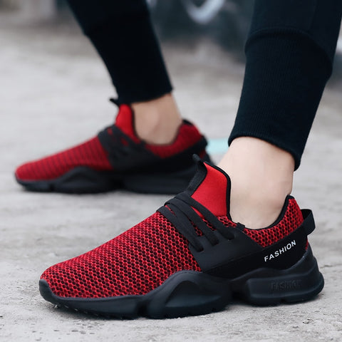 Superlight Sneakers Running Shoes  Outdoor Sport Shoes Walking Footwear Athletic Trainers