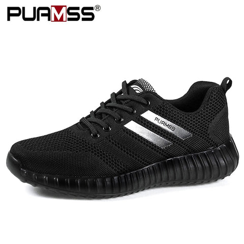 Men Shoes Super Lightweight Breathable Couple Casual Shoes