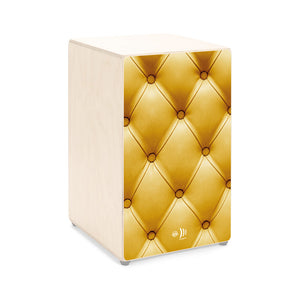 "CAJON (Sticker) - ""CHESTERFIELD"""