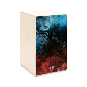 "CAJON (Sticker) - ""LIQUID"""