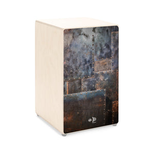 "CAJON (Sticker) - ""METALLPLATTEN"""