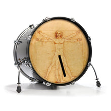 Laden Sie das Bild in den Galerie-Viewer, NEU: VITRUVIAN DRUMS