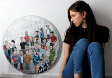 Laden Sie das Bild in den Galerie-Viewer, DRUM CANDY ART: HIP HOP (by Juliana Saib)