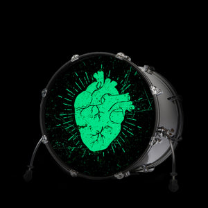 NEON HEART (Glow in the dark)