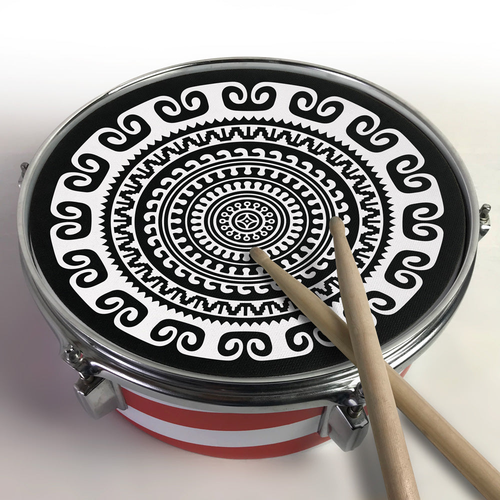 DRUM MUTE (Practice Pad) - TRIBAL