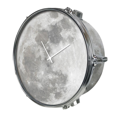 DRUM UHR - MOON
