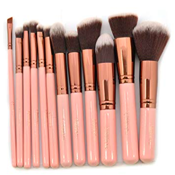 Makeup Brush Set - BEAUTYBEEZ