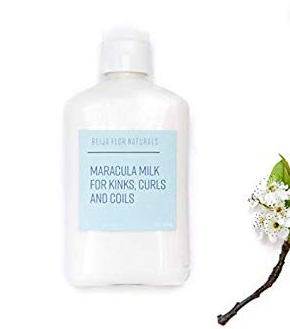 Maracuja Milk For Kinks, Curls and Coils - BEAUTYBEEZ