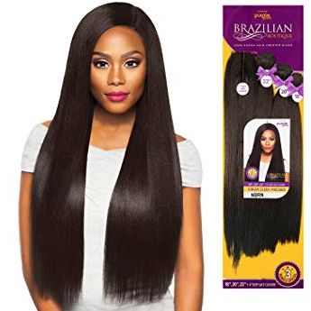 Premium Purple Pack Brazilian Boutique Virgin Sleek Pressed - BEAUTYBEEZ