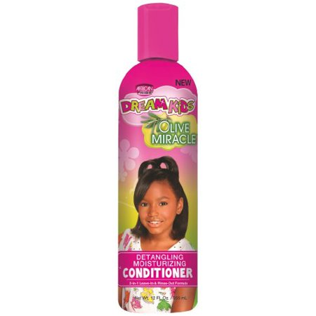 Dream Kids Olive Miracle Conditioner Kid's Conditioner - BEAUTYBEEZ-beauty-supply