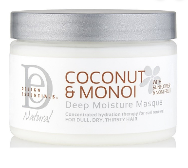 Coconut and Monoi Deep Moisture Milk Souffle 12 oz Hair Moisturizer - BEAUTYBEEZ-beauty-supply