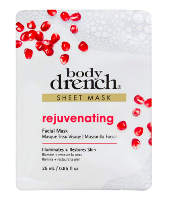 Body Drench Sheet Mask Rejuvenating - BEAUTYBEEZ