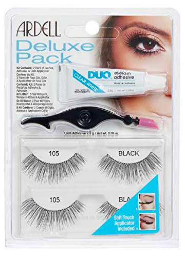 Deluxe Pack 105 with adhesive - BEAUTYBEEZ
