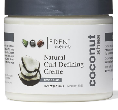 Coconut Shea Natural Curl Defining Creme - BEAUTYBEEZ