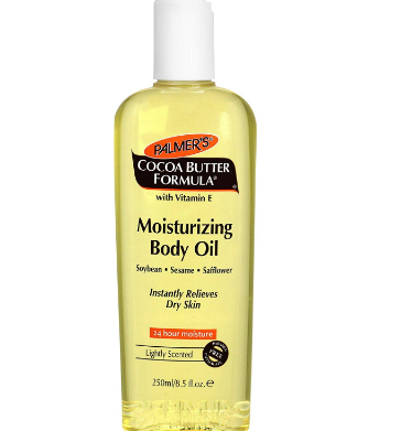 Cocoa Butter Formula Moisturizing Body Oil Body Oil - BEAUTYBEEZ-beauty-supply