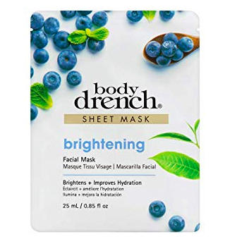 Body Drench Sheet Mask Brightening - BEAUTYBEEZ
