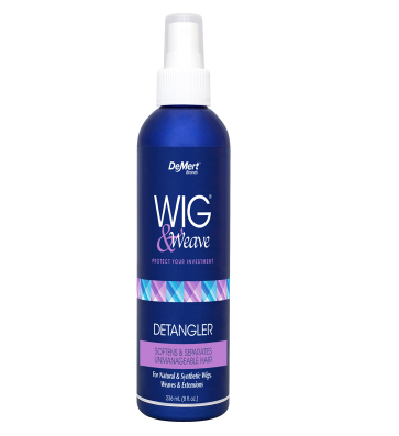 DeMert Wig & Weave Detangler Leave In 8oz - BEAUTYBEEZ