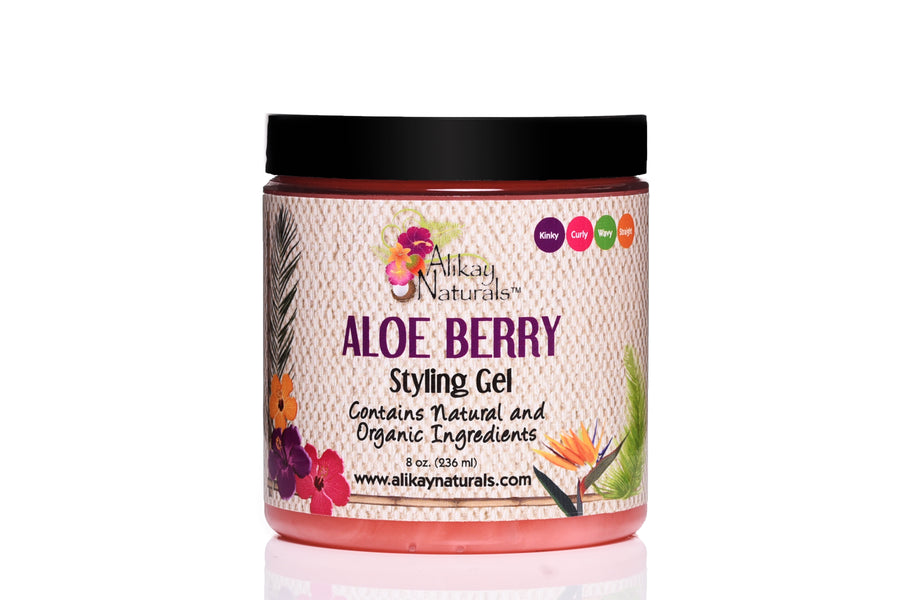 Aloe Berry Styling Gel - BEAUTYBEEZ