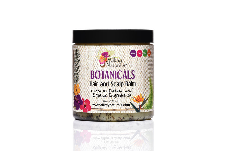 Botanicals Hair and Scalp Balm - BEAUTYBEEZ