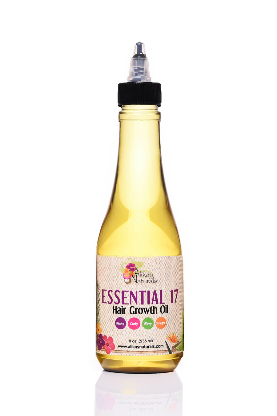 Essential 17 Hair Growth Oil - BEAUTYBEEZ