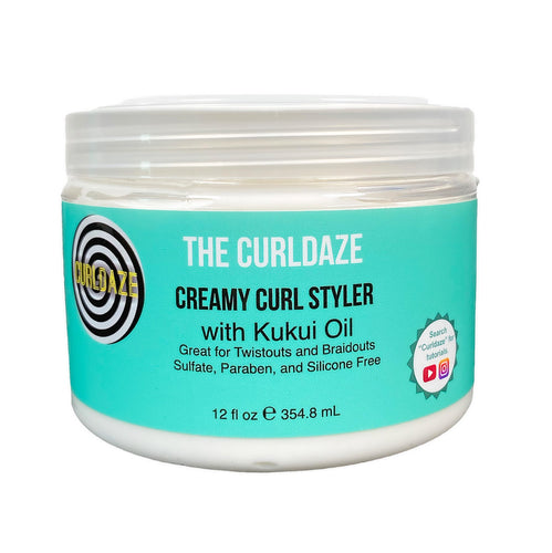 Creamy Curl Styler with Kukui Oil Curl Styler - BEAUTYBEEZ-beauty-supply